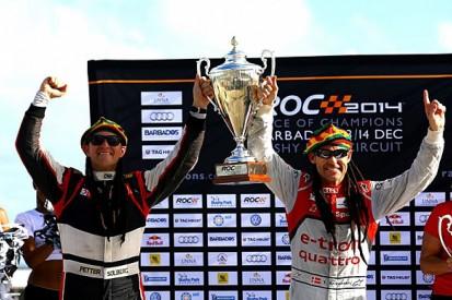 Tom Kristensen and Petter Solberg back for Race of Champions 2015
