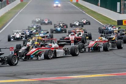 Felix Rosenqvist furious about European Formula 3 rivals after Spa