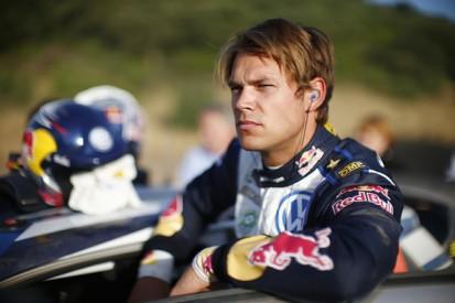 Andreas Mikkelsen pens new Volkswagen World Rally Championship deal