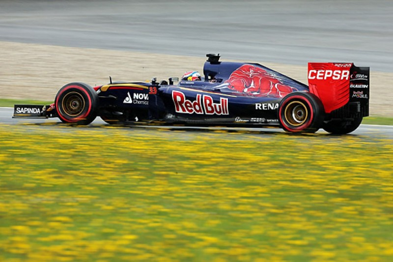Toro Rosso F1 team to evaluate big upgrade in Red Bull Ring test