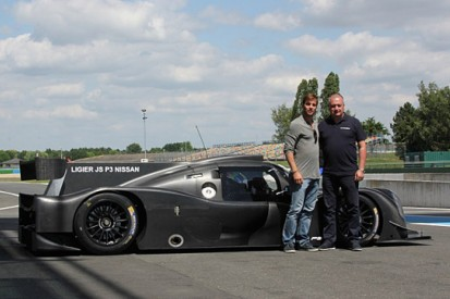 Ex-Ferrari 333SP team EuroInternational to LMP3 with Le Mans aim
