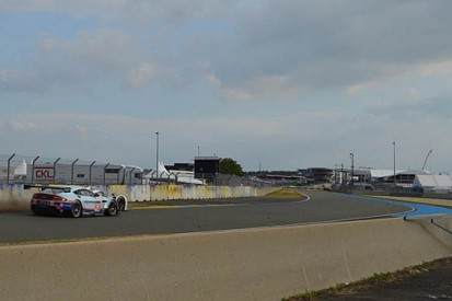 Aston driver Goethe out of hospital after Le Mans 24 Hours crash