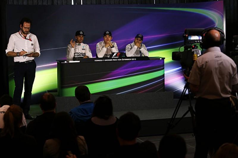 Austrian GP: Post-race F1 press conference