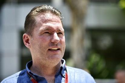 Ex-F1 racer Jos Verstappen plans Le Mans return with Jan Lammers