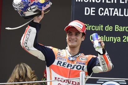 Honda rider Dani Pedrosa says arm surgery saved his MotoGP career