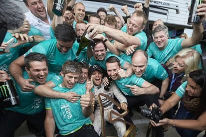 Austrian GP win relatively easy, says Mercedes F1's Nico Rosberg