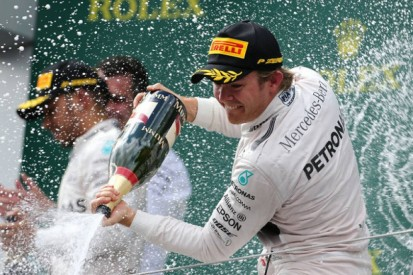 Nico Rosberg says his F1 race pace weaknesses from 2014 are solved