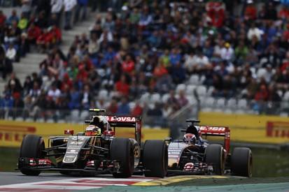 Pastor Maldonado says Max Verstappen went too far in Austrian GP