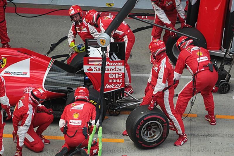 Austrian GP: Ferrari F1 chief Arrivabene attacks 'stupid' wheelnuts