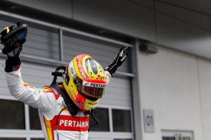 Red Bull Ring GP2: Rio Haryanto denies Stoffel Vandoorne double win