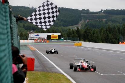 European F3 Spa: Jake Dennis takes second win in final race