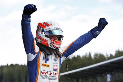 GP3 Red Bull Ring: Luca Ghiotto takes maiden victory