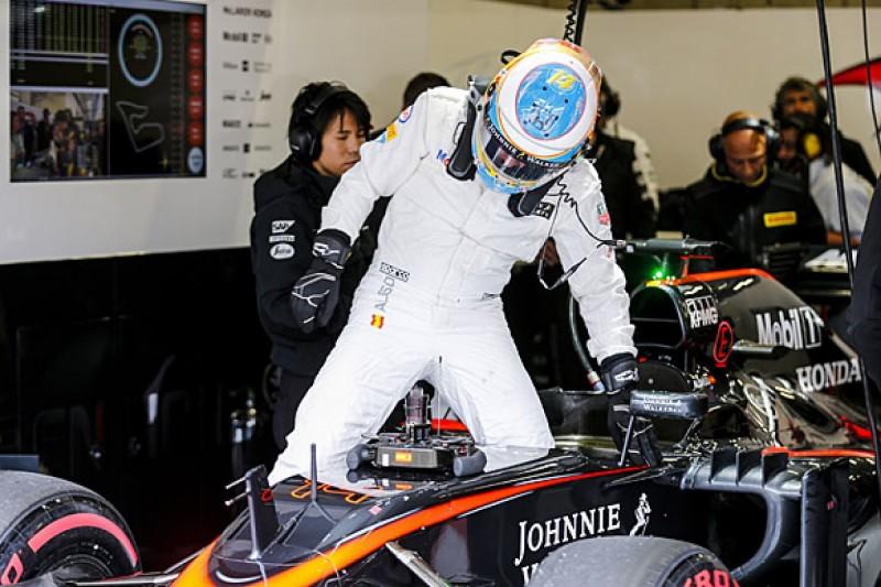 Austrian GP: Fernando Alonso says McLaren's F1 upgrade is working