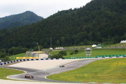 Austrian GP: Final F1 grid with Red Bull and McLaren penalties