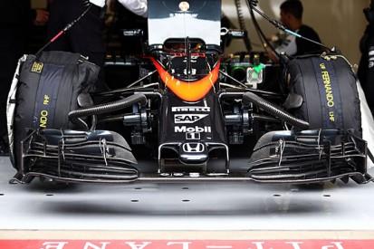 F1 technical analysis: McLaren's big Austrian GP aero upgrade