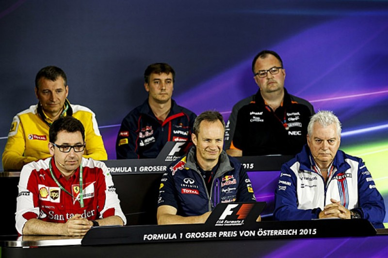 Austrian GP: Friday F1 press conference