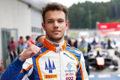 Red Bull Ring GP3: Luca Ghiotto takes second straight pole position