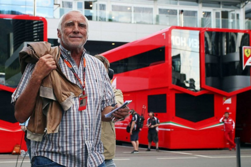 Renault or nothing for Red Bull in F1 in 2016 - Dietrich Mateschitz