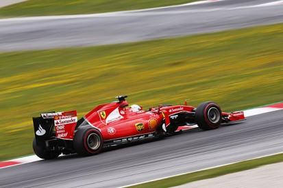 Austrian GP: Sebastian Vettel fastest for Ferrari before problems