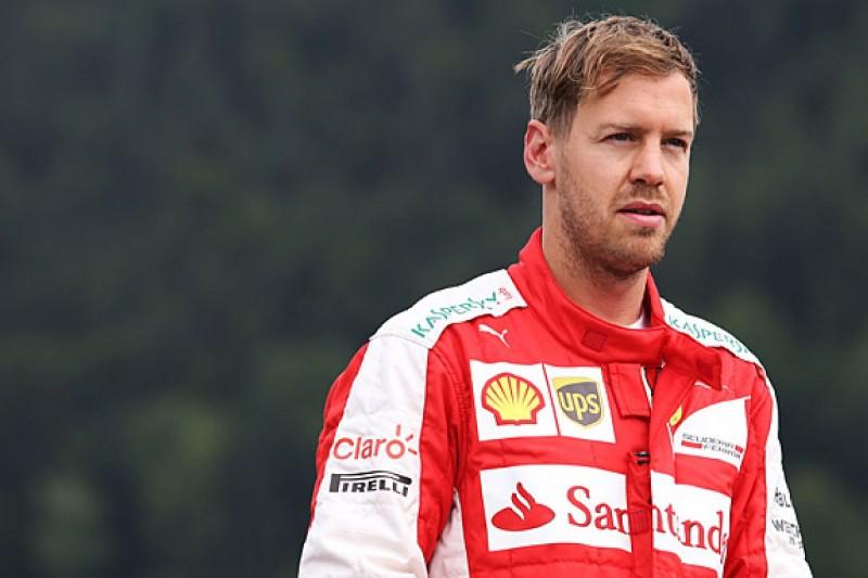 Austrian GP: Sebastian Vettel says Ferrari package is working well