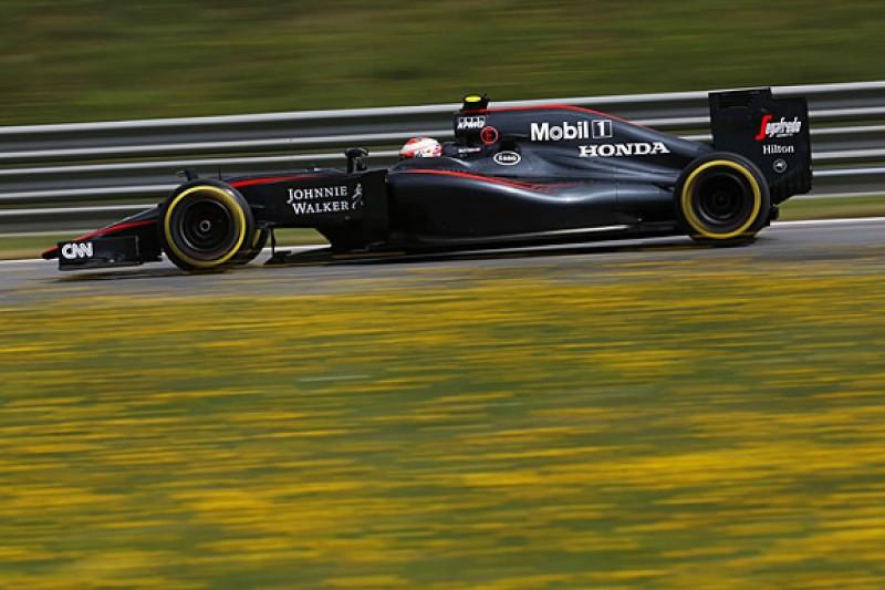 Austrian GP: McLaren changes more engine parts on both F1 cars