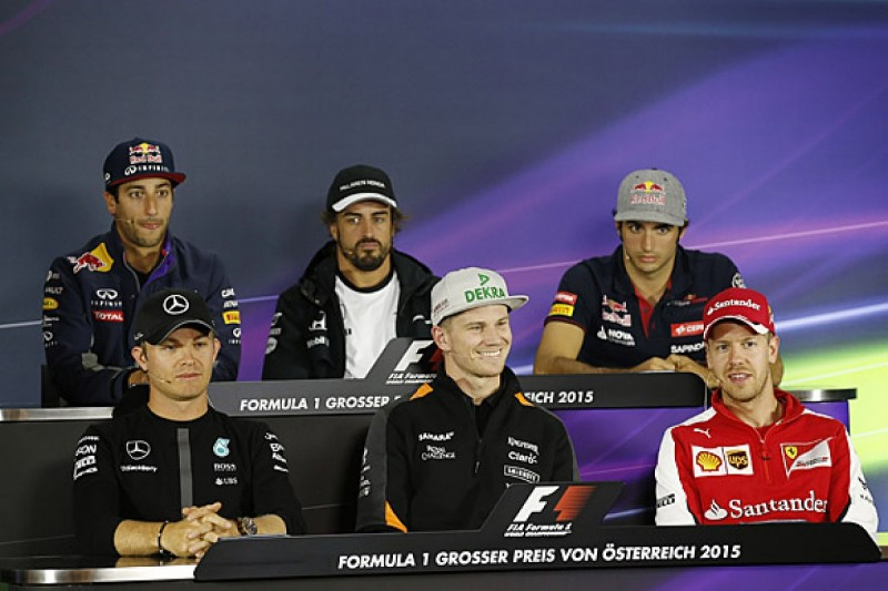 Austrian GP: Thursday F1 press conference
