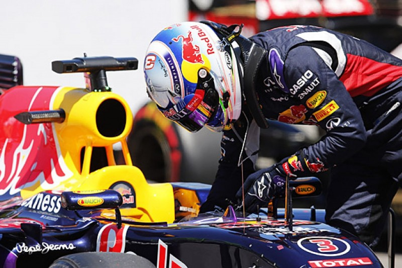 Red Bull F1 team changes engines on both cars for Austrian GP