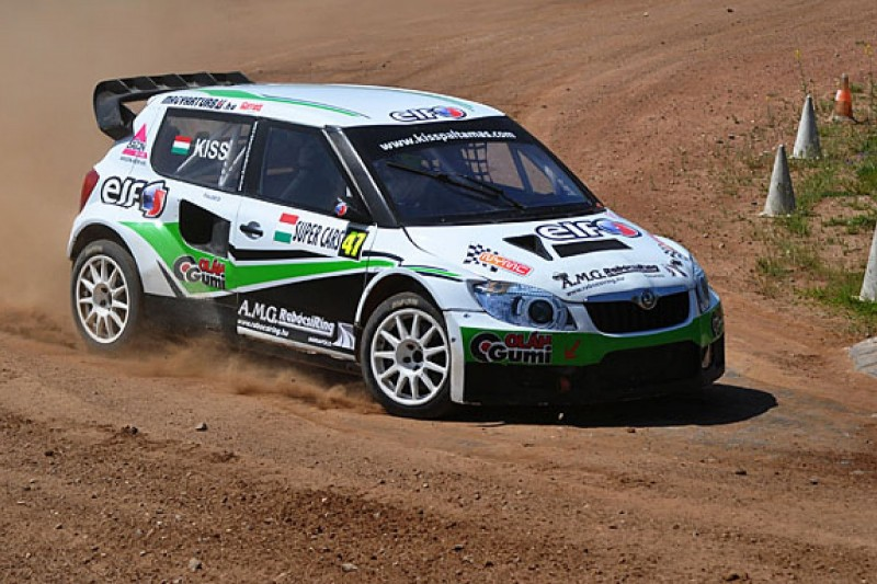 Tamas Pal Kiss postpones World Rallycross Championship debut