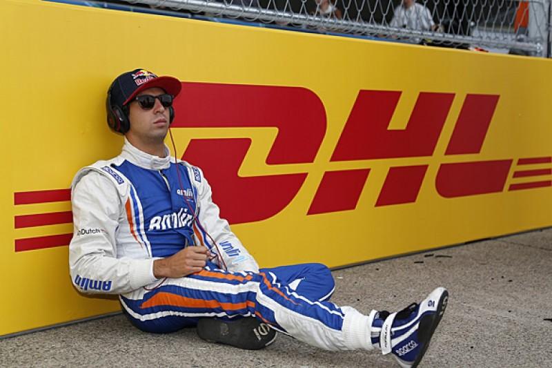 DTM clash affects Antonio Felix da Costa's 2015/16 Formula E hopes