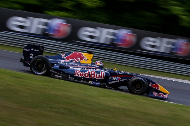 F1 drivers say Formula Renault 3.5 needs more superlicence points