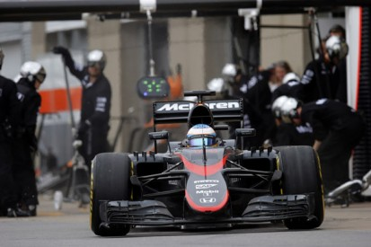 Fernando Alonso to get McLaren's F1 upgrade package but penalty too