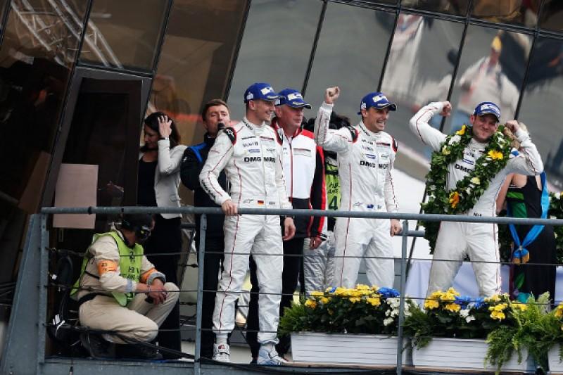 Le Mans winner Nick Tandy not concerned over Porsche LMP1 future