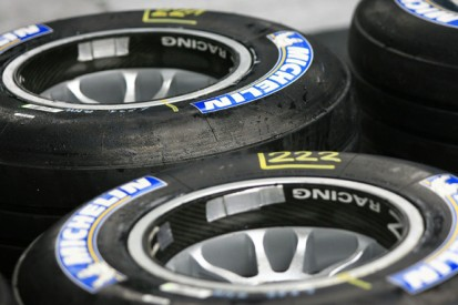 Michelin submits bid to become Formula 1 tyre supplier from 2017
