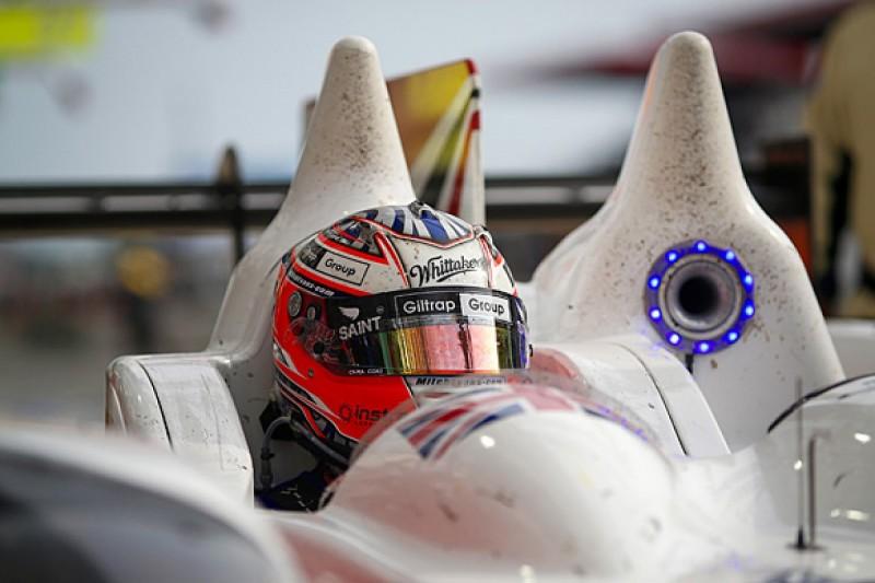 Mitch Evans focused on LMP1 over F1 after Le Mans LMP2 podium