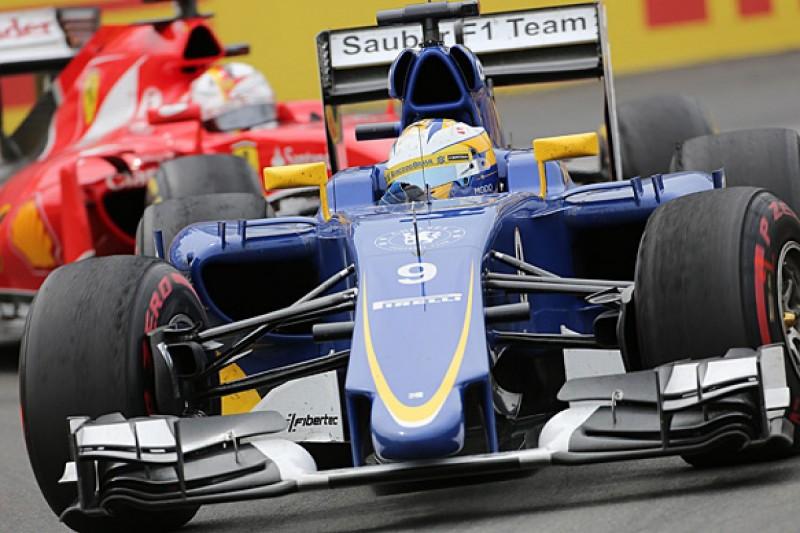 Sauber F1 team to wait until Belgian GP for Ferrari engine ugprade