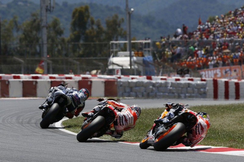 MotoGP bike changes causing arm issues, suggest Marquez and Rossi