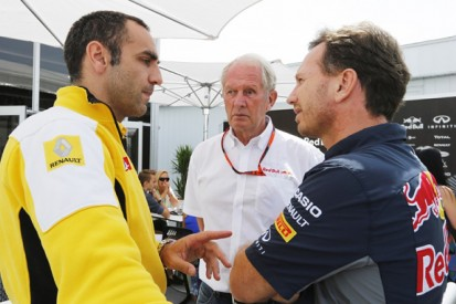 Renault says Red Bull criticism is hurting its confidence in F1