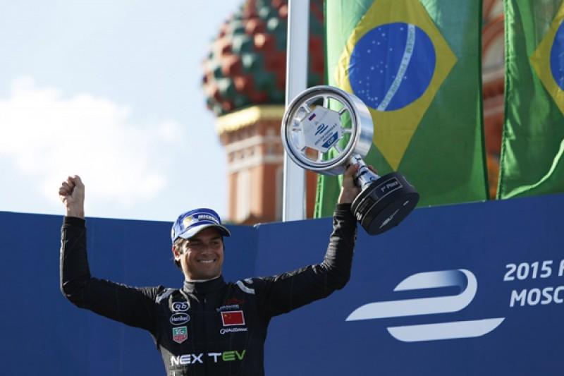 Nelson Piquet Jr signs new multi-season China Racing Formula E deal