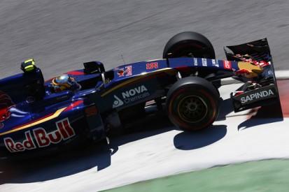 Toro Rosso's Sainz eyeing weak tracks for F1 power unit penalities