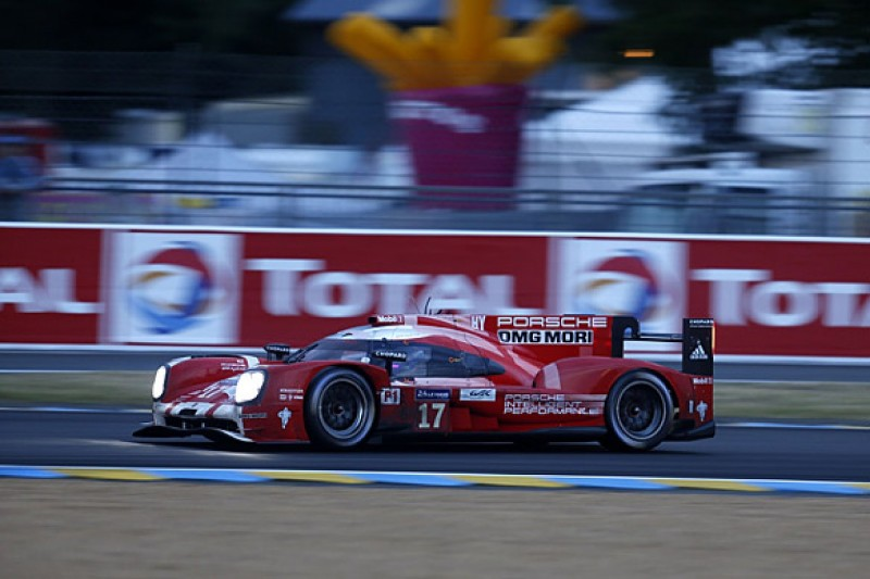Mark Webber: Penalty didn't cause Le Mans 24 Hours defeat