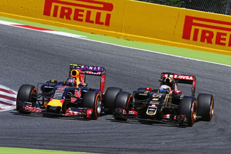 Lotus sees chance to close on Red Bull in next five F1 grands prix