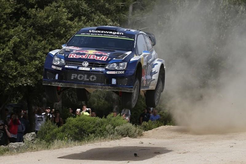 WRC Italy: Sebastien Ogier beats Hyundai pair to Rally Italy win
