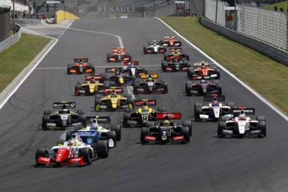 Hungaroring FR3.5: Oliver Rowland defeats Matthieu Vaxiviere