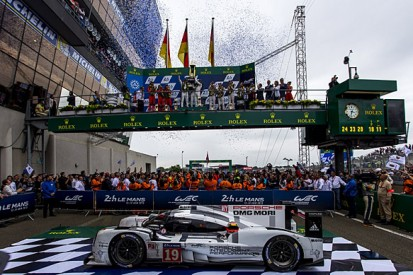 Le Mans 24 Hours: Porsche wins with Hulkenberg, Tandy and Bamber