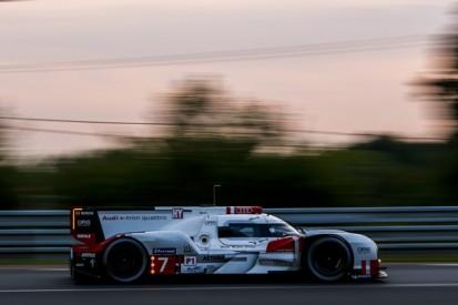Le Mans 24 Hours: Lead Audi chasing Hulkenberg Porsche hits trouble