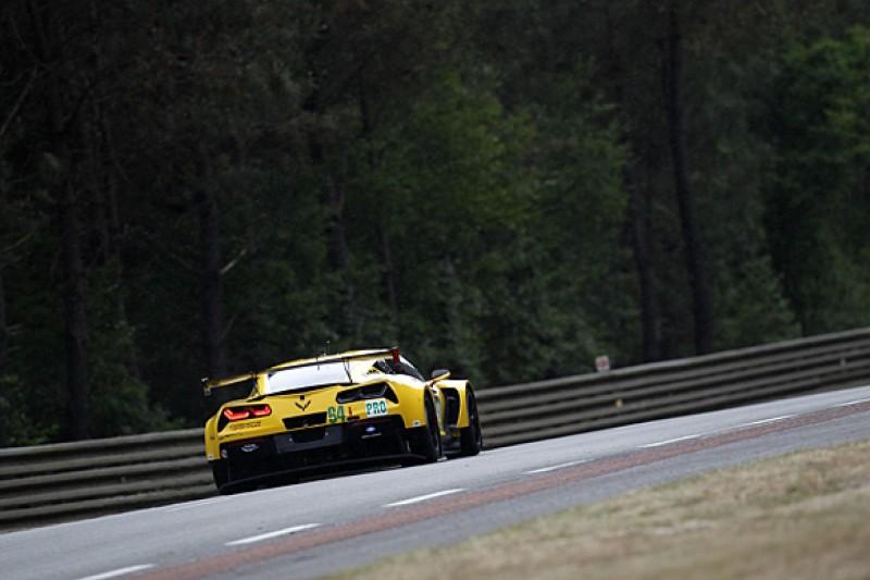 Le Mans 24 Hours: Porsche ahead overall, Corvette takes GTE lead