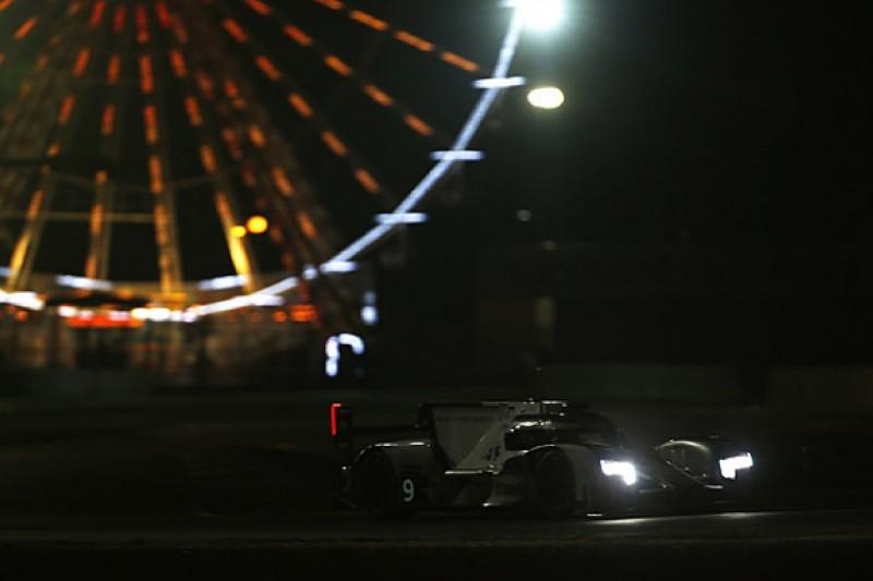 Le Mans 24 Hours: Safety car closes up Audi/Porsche lead battle