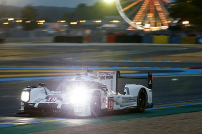 Le Mans 24 Hours: Porsche continues to lead in 13th hour