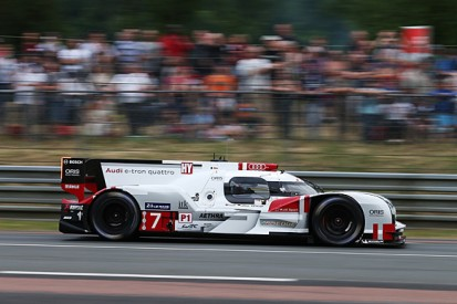 Le Mans 24 Hours: Audi takes over from Porsche in race lead