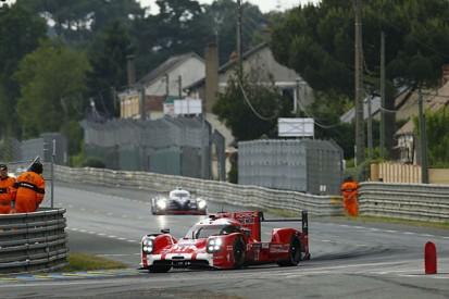 Le Mans 24 Hours: Mark Webber keeps Porsche in front of Audi
